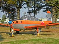 71-0419 @ RJTJ - Fuji T-34A/Iruma Air Base Collection - by Ian Woodcock