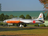 51-5620 @ RJTJ - T-33A/Iruma Air Base Collection - by Ian Woodcock