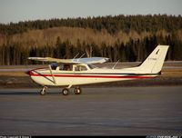 C-FYMA @ CYUY - I owned it 1980-1994, re-painted in 1989 while based in Wichita Falls, Texas - by unknown