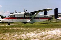 N846SA @ ISM - This SD-330 was parked at Kissimmee in 2001