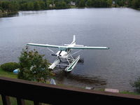 C-FFTL - Parked in bay where able to take-off in approx. 800 ft - by MIKE SEJOURNE