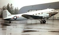 44-76716 @ YHM - This DC-3 was outside the Aircraft Museum adjacent to Hamilton International Airport, Canada