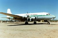 N301JT @ 34AZ - This Douglas C54B-DC of Pacific Air Express was photographed at Chandler Memorial in 1996