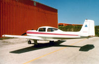 N34397 @ FTW - Marion Wright's Commander 200 - He called it his Bonanza Eater - This aircraft was destroyed in a fatal accident May 31, 1986 - Krum, TX