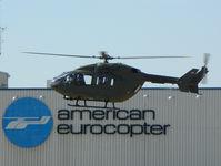 N145UH @ GPM - Landing at Grand Prairie Plant - New UH-72A Lakota?