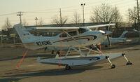N240ME @ FRG - Skylane on floats, Atlantic Ramp.