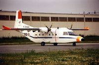 F-ZVMQ @ LFPB - This Casa 212  ( cn 386 )  was parked at Le Bourget during 1995 Paris Air Show week