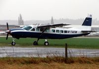 M-YAKW @ EGBW - a recent addition to the New Isle of Man Aircraft Register