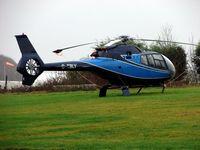 G-TBLY @ EGTB - Eurocopter at Wycombe Air Park
