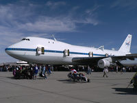 N905NA @ EDW - One of the static exhibits at Edwards AFB's open house - by John Meneely