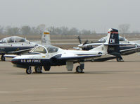 64-13452 @ AFW - On the ramp at Alliance Ft. Worth - by Zane Adams