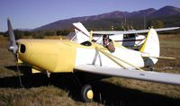 N26HR @ 58S - Ready for flight at Whitefish airstrip - by Roberta Smith, current co-owner