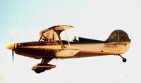 N124J @ GPM - Skybolt