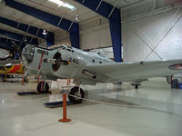 N81Y @ GLS - At Lone Star Flight Museum