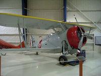 N20RW @ GLS - New built Grumman replica at Lone Star Flight Museum