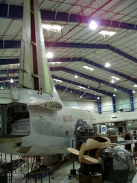 N3739G @ GLS - At Lone Star Flight Museum