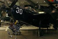 N3144G @ NPA - Grumman AF-2S