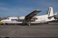 D-AELJ @ VIE - WDL Fokker 27 - by Yakfreak - VAP