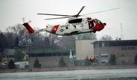 1489 @ NAVAL ACAD - HH-3 at U.S. Naval Academy - by J.G. Handelman
