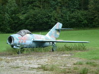 350 - Taken at Bad Ischl Museum, Austria 21st September 2005 - by Steve Staunton