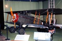 AS94099 @ FFO - SPAD VII at the National Museum of the U.S. Air Force - by Glenn E. Chatfield