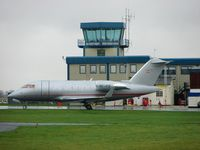 OE-IFB @ EGTK - Brand new Challenger 605 at Oxford Kidlington