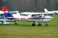 G-BNHJ @ EGLD - Cessna 152 at Denham
