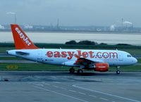 G-EZAP @ EGGP - A319 at Liverpool John Lennon Airport
