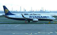 EI-DPJ @ EGGP - Ryanair B737 at Liverpool - by Terry Fletcher