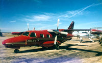 C-GAMC @ FTW - Air Ambulance at Ft. Worth Mecham Field - by Zane Adams