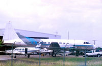 N73163 @ FTW - Convair at Meacham Field - Ft. Worth Fromer Sabina, Frontier, Metro, and American Eagle