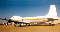 N89FA @ GKY - This Aircraft started life as a C-54B 44-9023, before being converted into Carvair No.9 as G-ASHZ for British Air Ferries.
