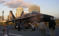 162901 - F-18 at Midway Museum