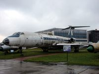 SP-LHB - Ex LOT Tu134 preserved at the Poland Aviation Museum in Krakow