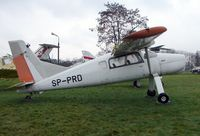 SP-PRD - One of two prototype aircrafts built , but never materialised into production , both are now preserved at the Poland Aviation Museum in Krakow - by Terry Fletcher