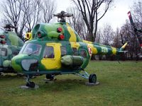 0216 - This Mil Mi-2T c/n 530216116 is preserved at the Poland Aviation Museum in Krakow