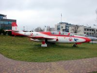 2011 - This PZL-Mielec TS-11 Iskra bis B is preserved at the Poland Aviation Museum in Krakow