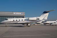 N139CF @ VIE - Gulfstream 3 - by Yakfreak - VAP
