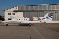 OE-GMS @ VIE - Learjet 35