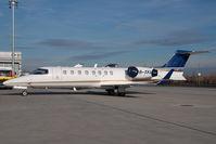 CS-TFI @ VIE - Learjet 45