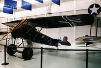 2784 - Fokker D.8 at the Army Aviation Museum - by Glenn E. Chatfield