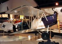 2558/18 @ WS17 - Pfalz D.XII at the EAA Museum.  Now at the NASM with a new paint job - by Glenn E. Chatfield