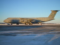 85-0001 @ CYYR - USAF Military C-5 - by Frank Bailey