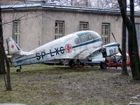 SP-LXC - This Czech built Aero AE-45S Suer Aero served as an Air Ambulance in Poland and now awaits restoration at the Poland Aviation Museum in Krakow