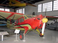 SP-ASZ - Yak 12M preserved at the Poland Aviation Museum in Krakow