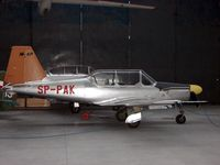 SP-PAK - The second of two prototypes of the M-4 , which did not reach production stage and this example is now preserved at the Poland Aviation Museum in Krakow