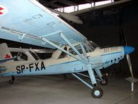 SP-FXA - This Let L60E Air Ambulance is preserved at the Poland Aviation Museum in Krakow