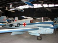 SP-LXH - Aero 145 used as a Polish Air Ambulance and now preserved at the Poland Aviation Museum in Krakow
