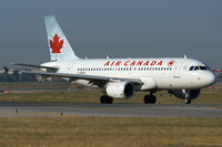 C-FWTF @ YYZ - Taxiing for departure via RWY23. - by Mark Kryst - YXUphoto