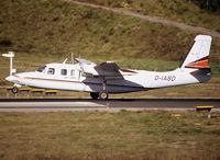 D-IABD @ LEGE - Landing rwy 20 - by Shunn311